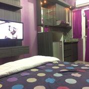 Sewa Studio Full Furnished Tower Chrysant Apartemen Green Pramuka City