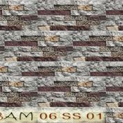 Batu Alam Modern (BAM SS 01, SS 02)