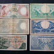 Uang Kertas Lama Campur