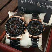 Jam Tangan Couple Alexandre Christie AC 6141