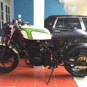 Kawasaki Ninja 250 Bratstyle