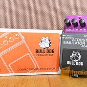 Jual FX Stompbox Bulldog Acoustic Simulator Murah Di Bandung