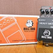 Jual FX Stompbox Bulldog Heavy Metal Murah Di Bandung