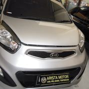 ALL NEW Picanto MT'12 Silver KM27Rb Asli Tg1 Mobil Bagus Terawat