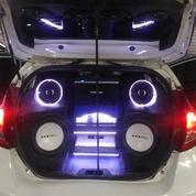 Custum Box Audio Mobil Ford Fiesta