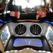 Custum Audio Mobil Honda CRV