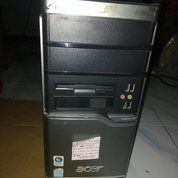 Cpu Built Up Acer Core2Duo