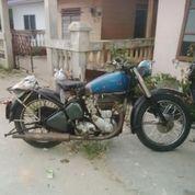 Motor Antik Bmw Th 48