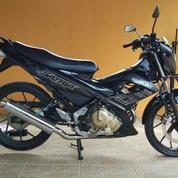 Suzuki Satria FU 150 Tahun 2014