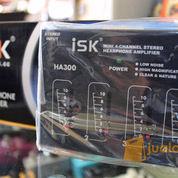 iSK HA300 Headphone Amplifier 4 Channel Murah Di Bandung