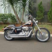 Dyna Super Glide 2008 Edisi Anniversary 105 FP Mabua Istimewa