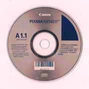 Cd Driver Canon Prixma MP140