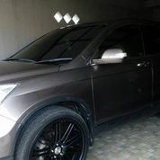 Honda CRV 2.4 Matic Tahun 2010 Plat AB Pajak Hidup Balikpapan