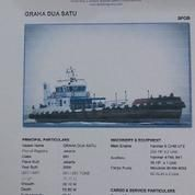 Kapal SPOB Graha Dua Satu