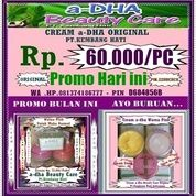 CREAM A-DHA PT.KEMBANG HATI INDONESIA
