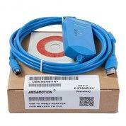 Mitsubishi FX PLC Programming USB To RS422 ADAPTER USB-SC09-FX+ PA81