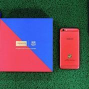 OPPO F3 Barcelona Red (Limited Edition) Bnib Ori Resmi Oppo