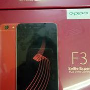 Oppo Ready F3 (Red Edition) 4/64 GB Segel Bnib Garansi Oppo New