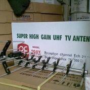 Bebas Pemasangan Antena Parabola Digital
