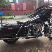 Harley Davidson Police Elektra