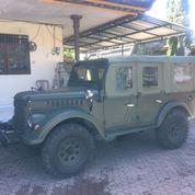 Jeep Gaz Russia Commando 1960