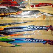 Stiker Suzuki Shogun R 02