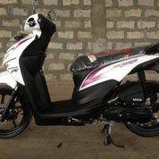 Motor Honda Beat Pop Msih Mulus Banget.