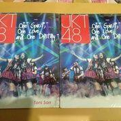 JKT 48 One Spirit, One Love, And One Destiny