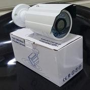 Paket CCTV HIKVISION 4ch Turbo HD 1080p + HDD 1TB Super Lengkap