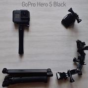 GoPro Hero 5 Black Lengkap
