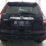 Mobil Honda CR-V Hitam