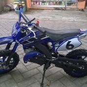 MINI MOTOR TRAIL KXD 50 CC