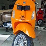 Ready Vespa Primavera , Sprint , S 125 Dan Gts 150 Ready Test Drive