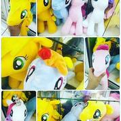 Boneka Krakter Kuda Poni Serial Kartun Tv My Little Poni Grade Ori Sni