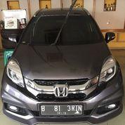 Honda Mobilio Tipe Tertinggi RS A/T 2014 Abu-Abu Tangan 1 Dr Baru