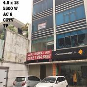 Rukan Di Jl.Padjajaran Bogor