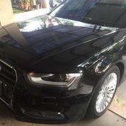 Audi A4 TFSI 1.8cc Hitam Elegance