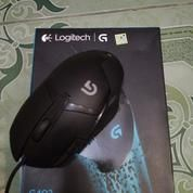 Mouse Logitech G402 Gaming