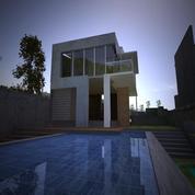 Dapet Rumah Plus Kolam Renang