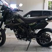 Kawasaki D Tracker 250cc.