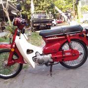Honda C700 Th81 Kondisi Original