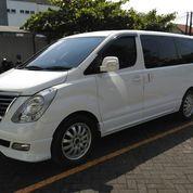 Hyundai H-1 XG CRDi Putih 2013 Mewah Elegan Istimew