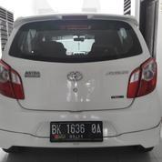 Gan Mobil Agya Sporty Tahun 2014, Kondisi Masih Mulus, Pemakaian Satu Tangan, Km 14000.