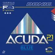 Karet Rubber Pingpong Tenis Meja Donic Acuda Blu P1 Turbo