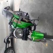 Kawasaki Ninja Tahun 2002 Made Ini Thailand.