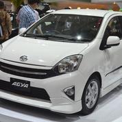 Toyota Agya Bali