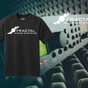 Kaos T-Shirt Fractal Audio Systems Di Bandung