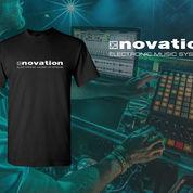 Kaos T-Shirt Novation Old Logo Di Bandung