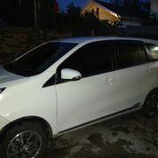 Daihatsu Sigra Type R Deluxe White 2017, Mulus, Murah & Lengkap (Nego)