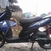 Yamaha X Ride Tahun 2014